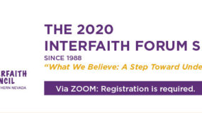 Interfaith Forums 2020