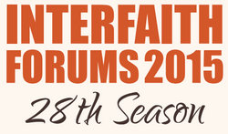 Interfaith Forums 2015